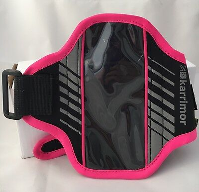 Karrimor Phone Armband In Pink