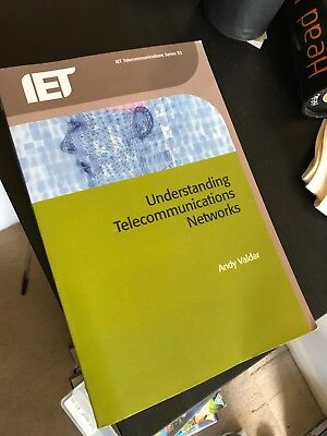 Understanding Telecommunications Networks by Andy Valdar (Paperback, 2006)