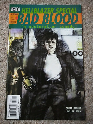 HELLBLAZER SPECIAL: BAD BLOOD # 2 (2000) DC COMICS (NM Condition)