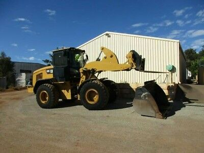 2013 Caterpillar 924K Loader