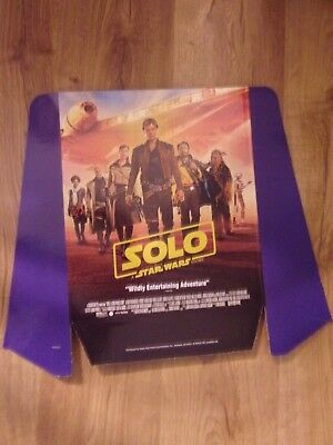 Solo - A Star Wars Story - Movie Display Piece - New - Unused
