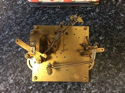 Vintage clock movements and spares