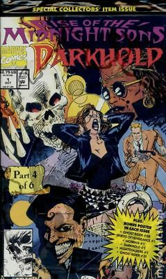 The Darkhold #1 (1992) Marvel Comics / Rise of The Midnight Sons / Ghost Rider