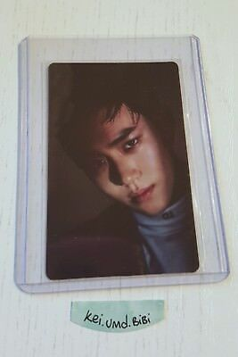 EXO Bluetooth Speaker Limited Edition Official Photocard - Suho Monster Version