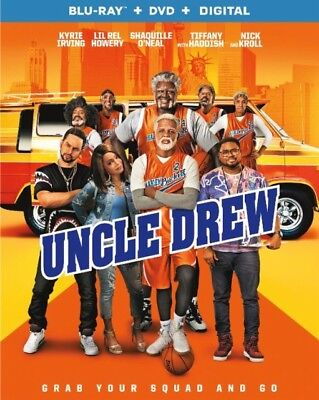 UNCLE DREW (DVD, 2018) DVD From The Blu-Ray/DVD Combo Pack