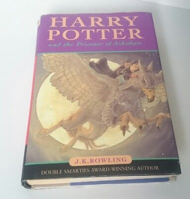Harry Potter & the Prisoner of Azkaban First Edition 9th Print Hardback book 1st
