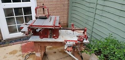 Consort Universal Woodworker Lathe By Coronet