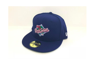 MLB Los Angeles Dodgers 1988 World Series Front Patch New Era59Fifty Fitted  Hat 36e59073d99b