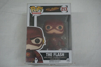 DC Comics The Flash TV Series Vinyl POP! Figure Toy #213 FUNKO NEW NIB