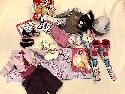 LARGE American Girl Clothing And Accessories Lot - FREE SHIPPING! EUC