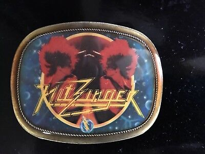 Absolutely Mint Nitzinger Pacifica Belt Buckle 1976
