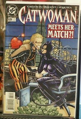 Catwoman Vol 2 #69 Dc Comics First Print (1999)