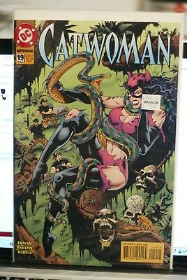 Catwoman Vol2 #19 Dc Comics First Print (1995)