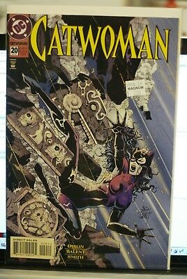 Catwoman Vol2 #20  Dc Comics First Print (1995)