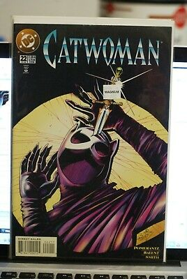 Catwoman Vol2 #22 Dc Comics First Print (1995)