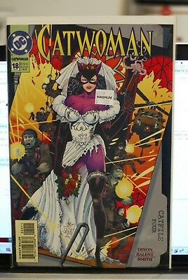 Catwoman Vol2 #18 Dc Comics First Print (1995)