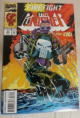 PUNISHER #82 FIRST PRINT (Sep 1993, Marvel comics)