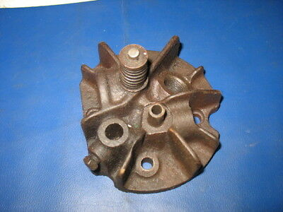 Old Vintage Briggs & Stratton Gas Engine Model FH Cylinder Head