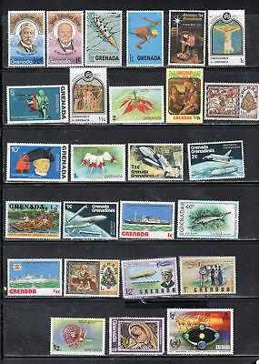 Grenada Grenadines Stamps  Canceled Used & Mh   Lot 30835