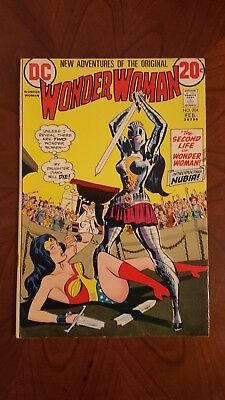 Wonder Woman #204. DC. February 1973