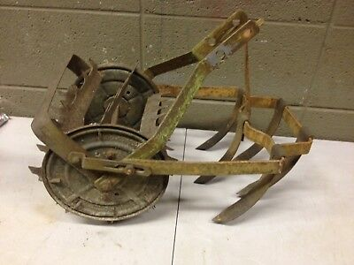 Vintage Antique RO-HO Garden Cultivator-Rowe Mfg Co.-Galesburg, IL-Head Only