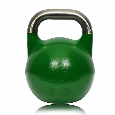 Competition Pro Grade Elite Kettlebell - 24kg - For Gym, Weightlifting, Crossfit