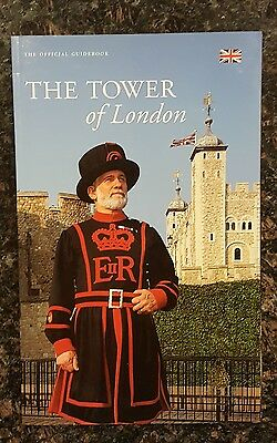 The Tower of London Official Guidebook, PB, 1996 (NEW)