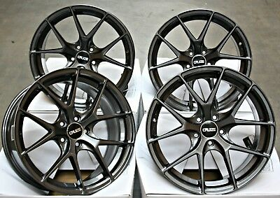 "Alloy Wheels 18"" Cruize Gto Gm Fit For Ford Transit Connect Edge Escape"