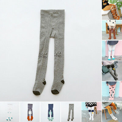 Sale New Cute Pants Baby Cotton Girls Pantyhose Stockings Boys Tights Toddler