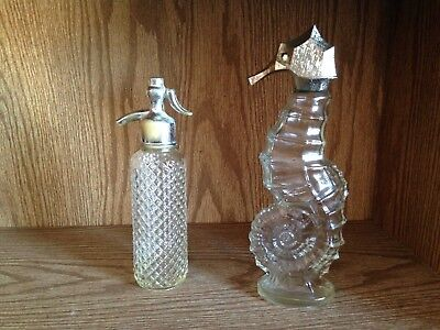 vintage Avon bottles cologne Sea Horse and other