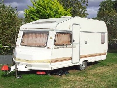 Touring Caravan for sale.  Well loved & ready for towing.