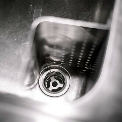 1600mm x 600mm New Commercial Twin Bowl Kitchen Sink 304 Stainless Steel RHD