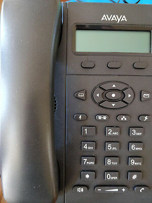 Avaya IP E129 SIP Desk Telephone Phone