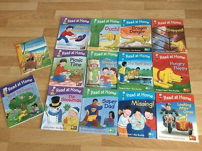 oxford reading tree read at home set