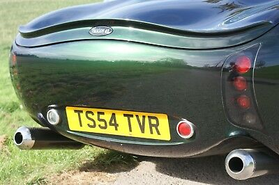 Amazing Reflex Charcoal !! TVR Tuscan Mk2 4.3 Power Engine with  2 year Warranty