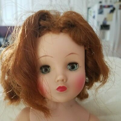 """Vintage 16"""" Madame Alexander Doll - Jointed Arms Legs & Feet - MME Alexander"""