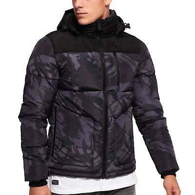 Superdry SD Expedition Coat Black