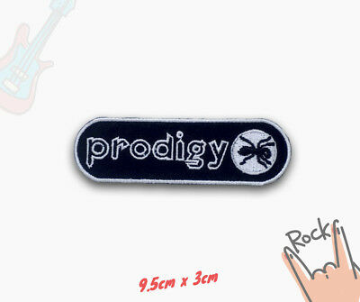 The Prodigy English electronic dance music Iron/Sew Embroidered Patch