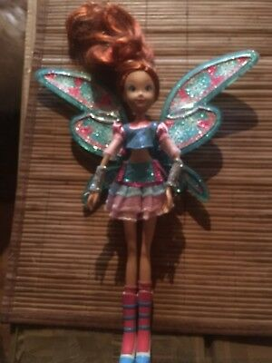 Winx Club Doll Fairy Fee Season /4 BI