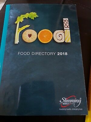 Slimming World Food Directory 2018