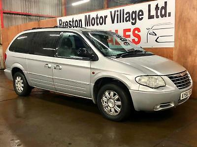 Chrysler Grand Voyager 3.3 LIMITED XS 7 SEAT LEATHER TRIM