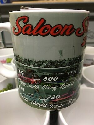 Saloon Stock Car Shootout Series Mug