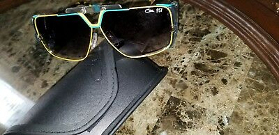 Cazal 951 Sunglasses 30th Anniversary Limited Edition Legend.  Made in Germany.
