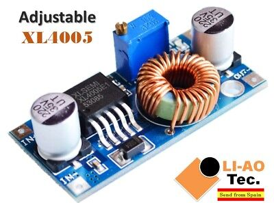 XL4005 Step Down Adjustable Power Supply Module LED Lithium Charger Board