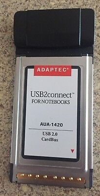 Adaptec AUA-1420 USB2Connect for Notebooks