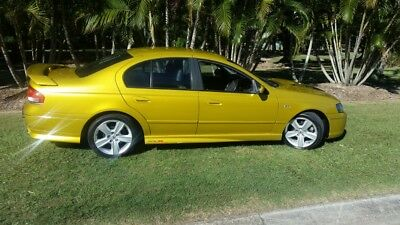 Ford Rare Ba Xr8 2003 In Excellent Condition - Special Order Ford