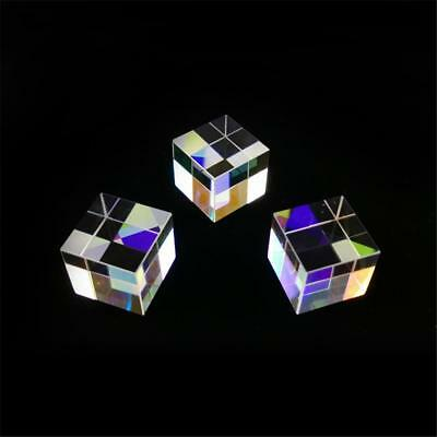 Laser Beam Combine Cube Prism Mirror for 405nm~ 450nm Blue Laser Diode Module 5W