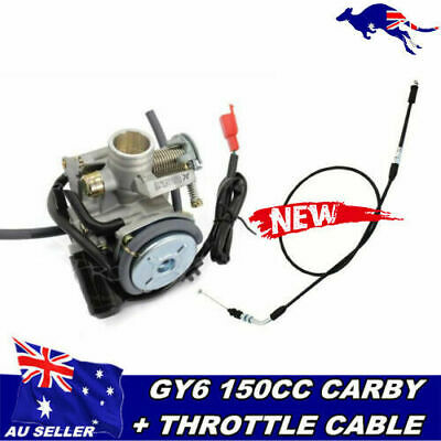 Motorbike Scooter GY6 24mm Carburetor Carby Carburettor Chinese suit 150cc etc