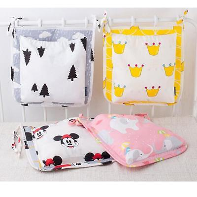 Changing Bag Nappy Baby Diaper Washable Waterproof Organizer Pram Storage D