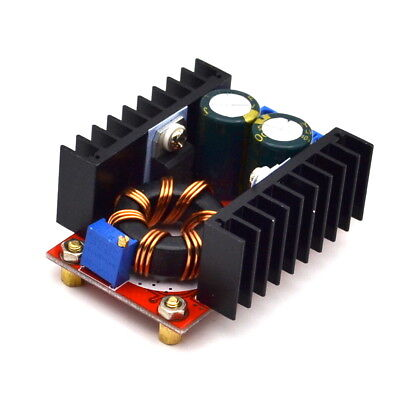1pcs 150W DC-DC Boost Converter 10-32V to 12-35V 6A Step-Up Power Supply Module